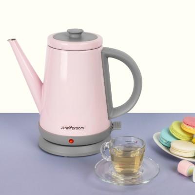 제니퍼룸 커피드립 전용 마카롱  전기주전자 JR-K3805PG 핑크