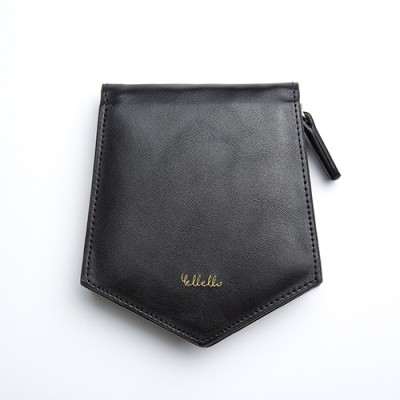 [옐로우스톤] 지퍼지갑 - YS3014BK 블랙