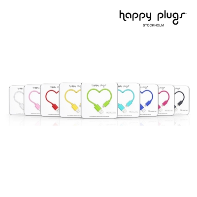 [HAPPY PLUGS] 해피플러그 아이폰용 케이블/8핀케이블