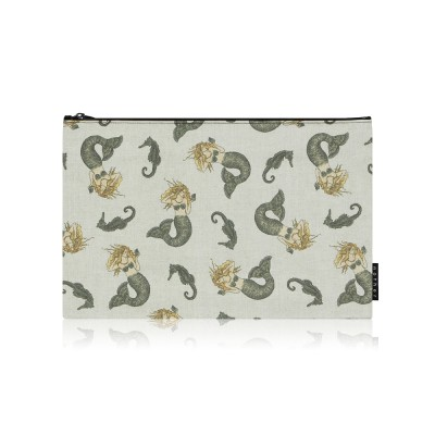 nother Retro Mermaid Pouch (3size)