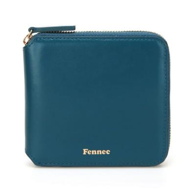 Fennec Zipper Wallet - Seagreen