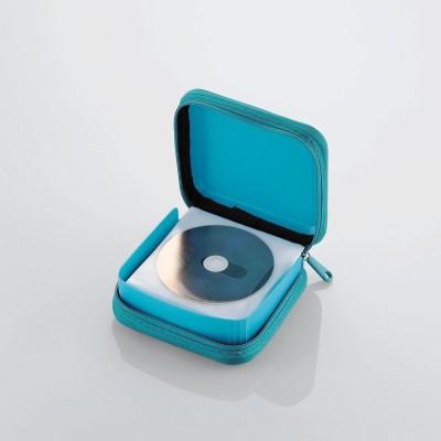Blu-ray/CD/DVD용 세미하드 디스크 케이스 32매 CCD-HB32