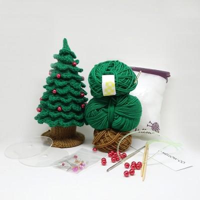 니팅 키트 - 크리스마스 트리