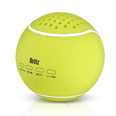 브리츠 휴대용 블루투스 스피커 BZ-MAB17 Tennis Ball