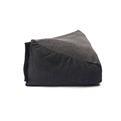 [blackmayonnaise] Double Knit Cushion_Black