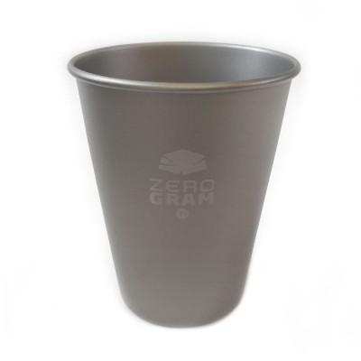 [제로그램] 티타늄 비어 머그 450 / Titanium Beer Mug 450