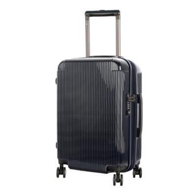 [스크래치] 유랑스 여행가방 7107-20 네이비