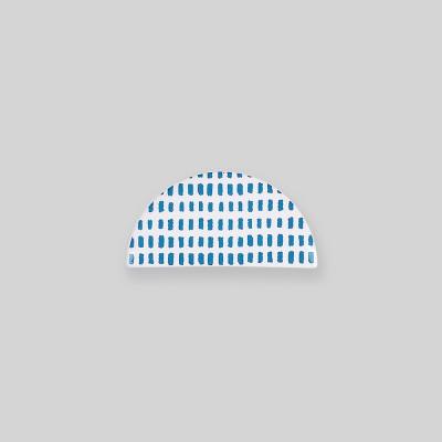 Ocean blue rain choprest