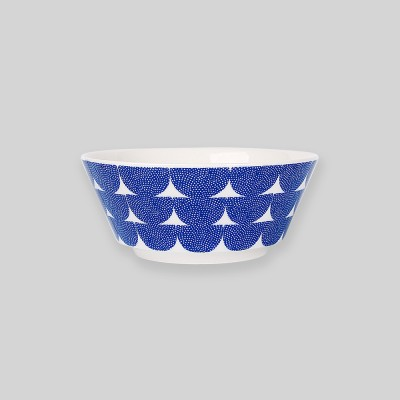 Night sea wave bowl M