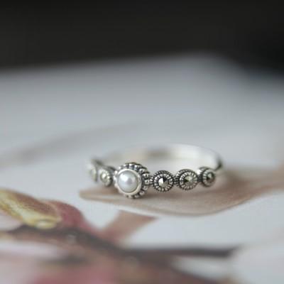 에이펄 Ring (silver925)