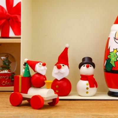 Palm-sized Doll-Santa