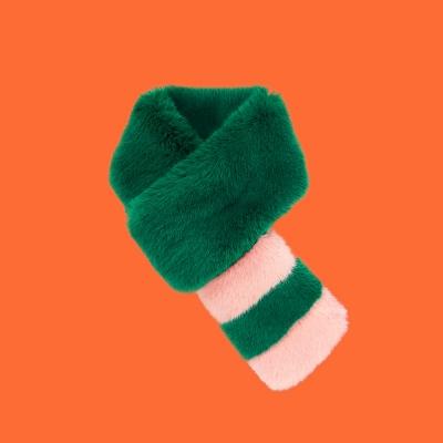 [위글위글] Eco Fur Scarf (S)