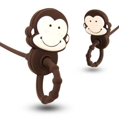 (FLAITO)실리콘 무꾸미 원숭이 2P