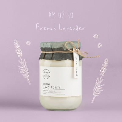 AM02:40 candle - 프렌치라벤더