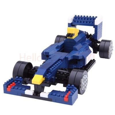 [나노블럭] 포뮬러자동차