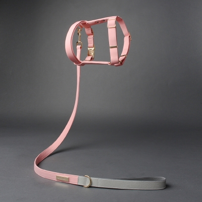 Neoprene Harness Pink