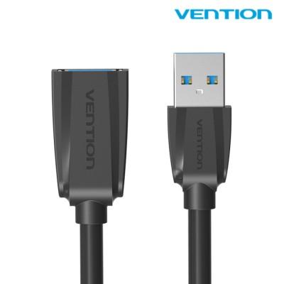 벤션 무산소 USB 3.0 연장케이블 연장선 1m/5Gbps지원
