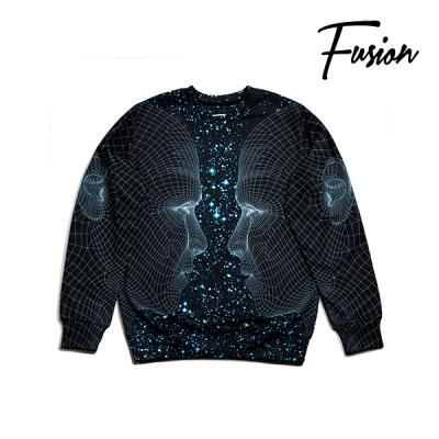 [Fusion]바이너리 스웨트 셔츠_(1076702)