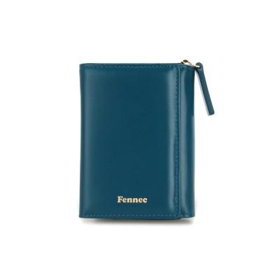 [9/19예약배송]Fennec Triple Pocket 009 Seagreen