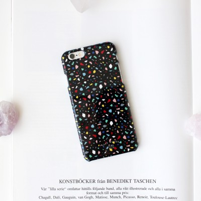 GEM PHONE CASE - BLACK