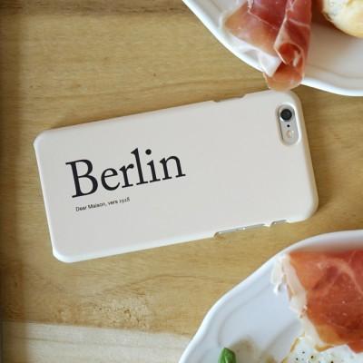 Classic Phone case - Berlin