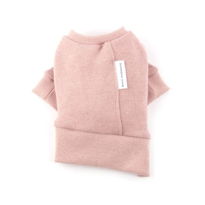 [blackmayonnaise] White Label Crew Top_Pink