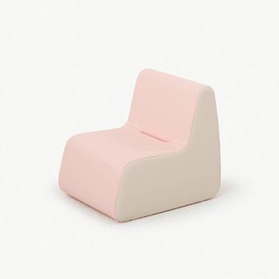 스몰비 디자인랩 아기쇼파 마망 | 핑크