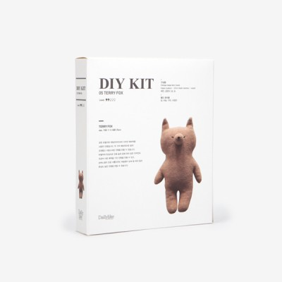 DIY KIT - 05 테리폭스