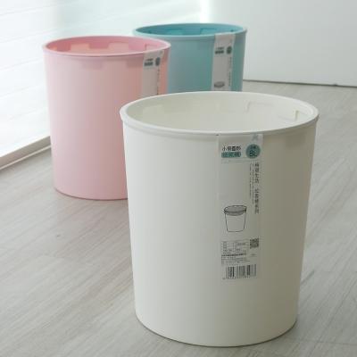 비닐고정 기능 오픈휴지통 3종 - 코튼캔디