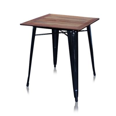 Tolix Teak Table1(톨릭스 티크 테이블1)