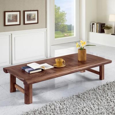 [잉카]솔마루 접이식 원목 테이블 1500