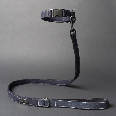 Sweat Collar Navy