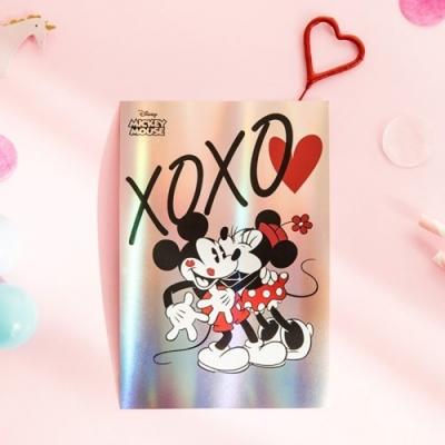 [Disney]Mickey&Minnie Post Card