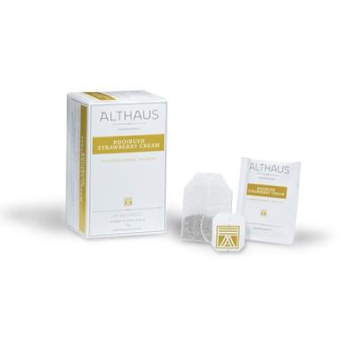 [Althaus]Rooibush Strawberry Cream 루이보스 스트로베리 크림