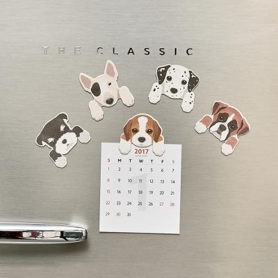 강아지 냉장고 자석 (25종)