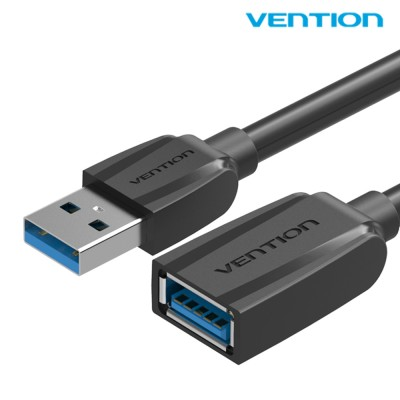 벤션 무산소 USB 3.0 연장케이블 연장선/5Gbps지원