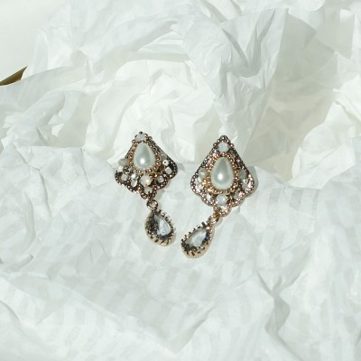 [vintage] natasha earring