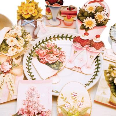 꽃과 아이스크림 (FT5019)