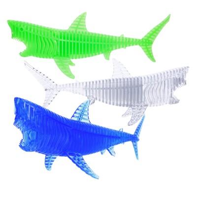 4D 슬라이스퍼즐 상어