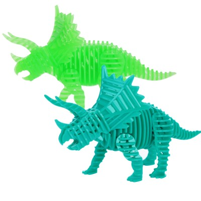 4D 슬라이스퍼즐 트리케라톱스