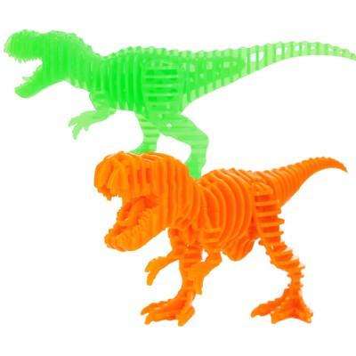 4D 슬라이스퍼즐 티라노사우루스