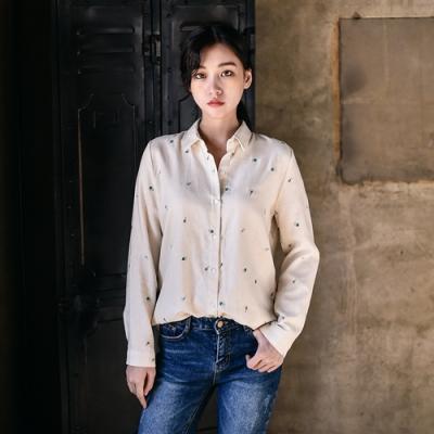 [4타입]블로썸 자수 셔츠 콜렉션