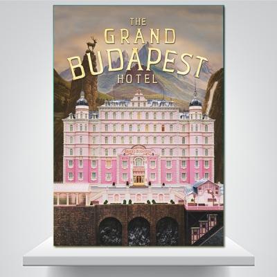 그랜드 부다페스트 호텔 2 - 감성사진 폼보드 액자