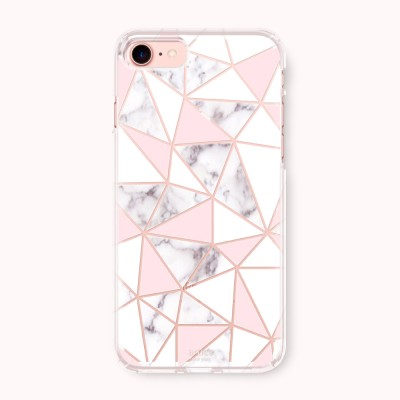 [artice] SCATTERED TRIANGLES PINK
