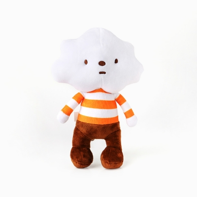 Mr White Cloud Plush Toy