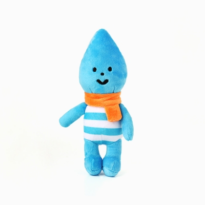 Little raindrop plush toy