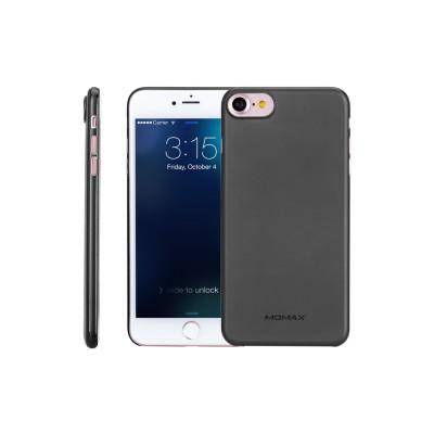 [모맥스] MOMAX Merbrane for iPhone7 BLACK 젤리케이스