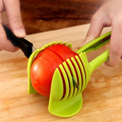 야채 과일 집게겸용 슬라이서