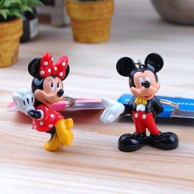 [DISNEY RESORT] 디즈니 마스코트 열쇠고리_(502125)