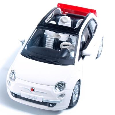 브라고 1:24 컬렉션 피아트 500C 카브리오렛/FIAT/모형
